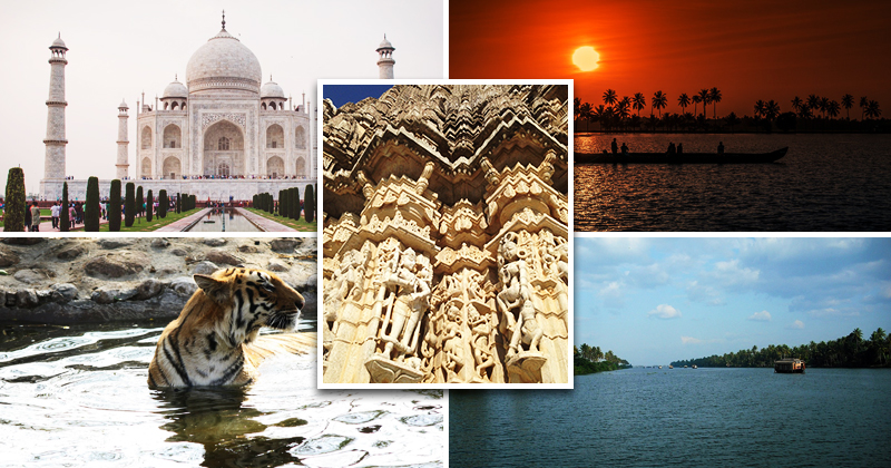 Travel & tourism in India